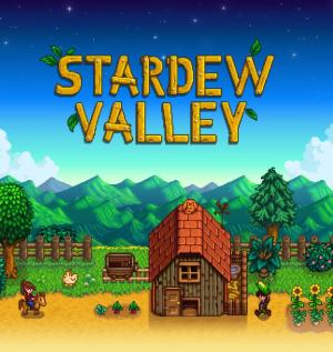 okładka Stardew Valley