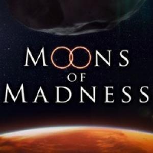 okładka Moons of Madness