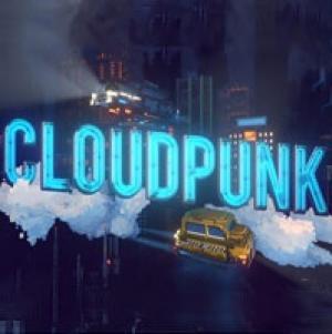 okładka Cloudpunk