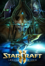 Okładka - StarCraft II: Legacy of the Void