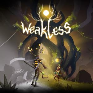okładka Weakless