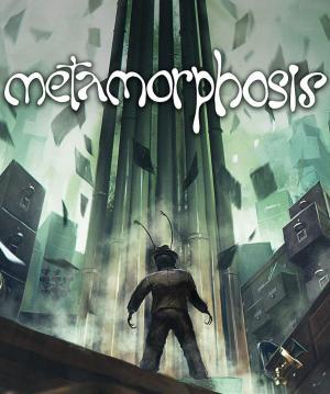 okładka Metamorphosis