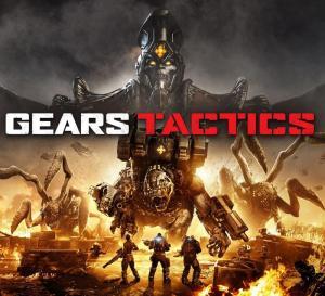 okładka Gears Tactics