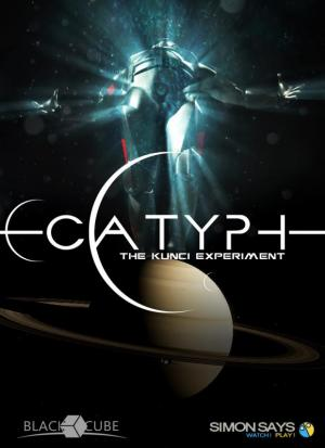 Okładka - Catyph: The Kunci Experiment