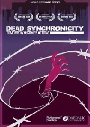 Okładka - Dead Synchronicity: Tomorrow comes Today