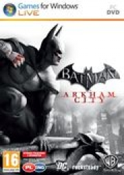 Okładka - Batman: Arkham City (PC)