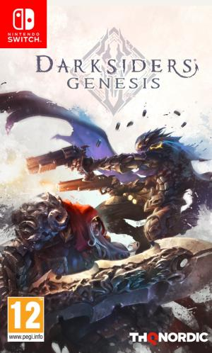 okładka Darksiders Genesis