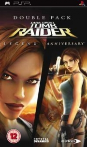 Okładka -  Tomb Raider - Double Pack