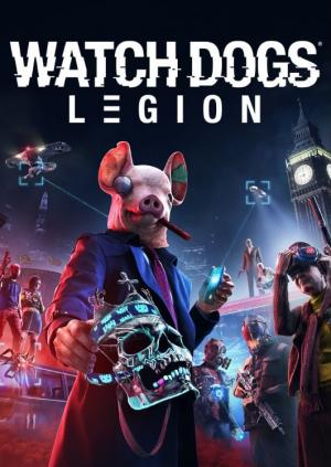 Okładka - Watch Dogs Legion
