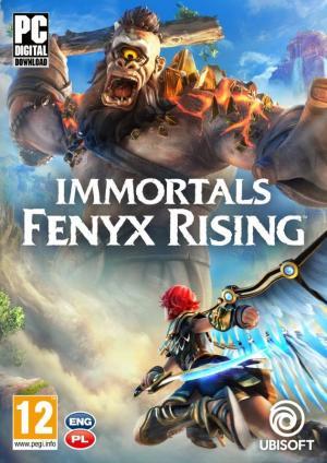 okładka Immortals Fenyx Rising