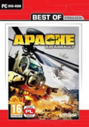 Okładka - Apache: Air Assault (PC)