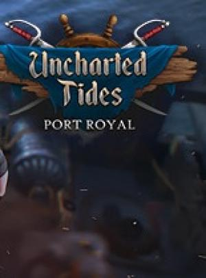 Okładka - Uncharted Tides: Port Royal