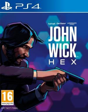 okładka John Wick Hex