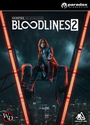 Okładka - Vampire: The Masquerade - Bloodlines 2