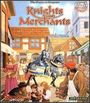 Okładka - Knights & Merchants: The Shattered Kingdom [PC]