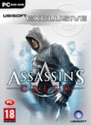 Okładka - Assassin's Creed (PC)