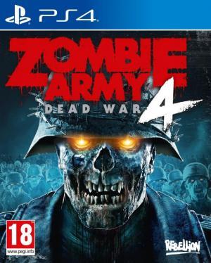 okładka Zombie Army 4: Dead War