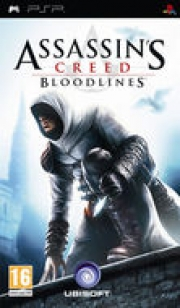 Okładka - Assassin's Creed Bloodlines (PSP)