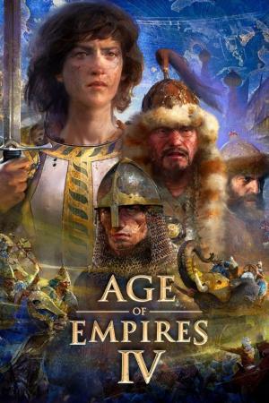 okładka Age of Empires IV