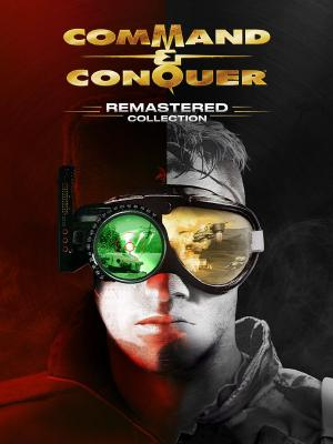 okładka Command & Conquer Remastered Collection