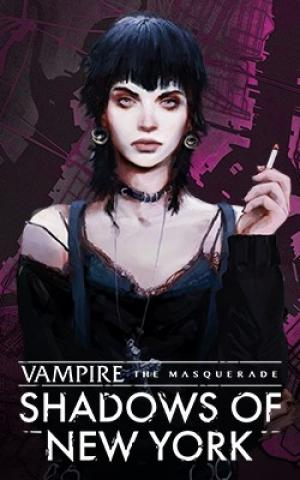 okładka Vampire: The Masquerade - Shadows of New York