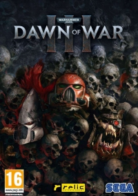okładka Warhammer 40.000: Dawn of War III