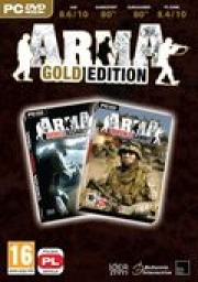 Okładka - ARMA - Gold Edition (PC)