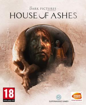 okładka The Dark Pictures Anthology: House of Ashes
