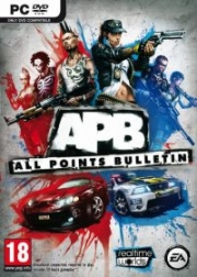 Okładka - APB: Reloaded
