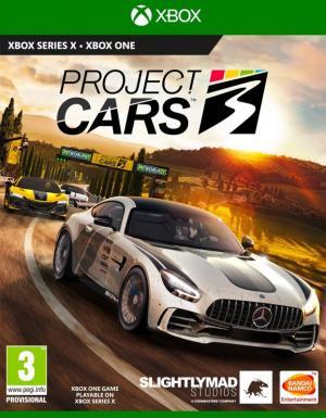 okładka Project CARS 3