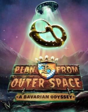 okładka Plan B from Outer Space: A Bavarian Odyssey