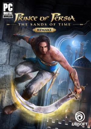 okładka Prince of Persia Piaski Czasu Remake (Prince of Persia: The Sands of Time Remake)