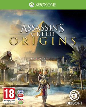 okładka Assassin's Creed: Origins