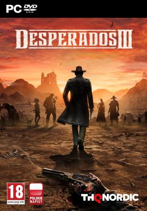 okładka Desperados III