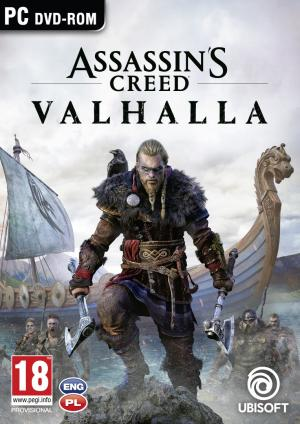 Okładka - Assassin's Creed Valhalla