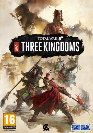 Okładka - Total War: Three Kingdoms