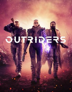 okładka Outriders