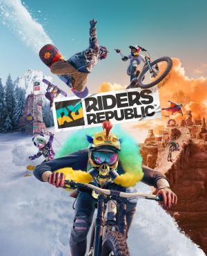 okładka Riders Republic