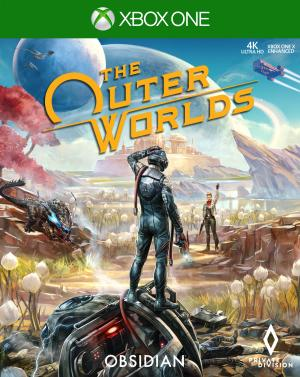 okładka The Outer Worlds
