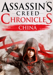 okładka Assassin's Creed Chronicles: China