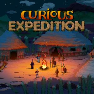 Okładka - Curious Expedition