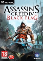 Okładka - Assassin's Creed 4: Black Flag
