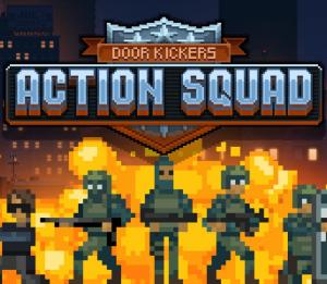 Okładka - Door Kickers Action Squad