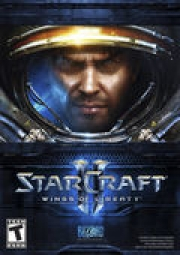 Okładka - StarCraft 2: Wings of Liberty (PC/MAC)