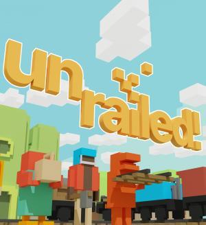 okładka Unrailed!