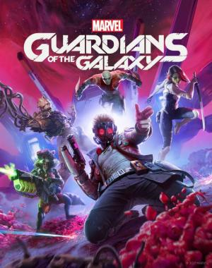 okładka Marvel's Guardians of the Galaxy