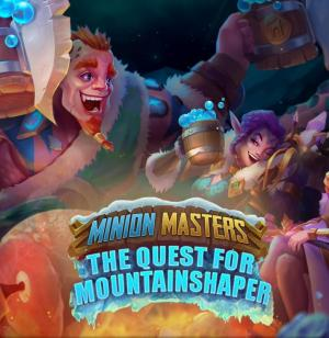 okładka Minion Masters The Quest for Mountainshaper