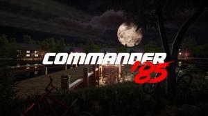 okładka Commander '85