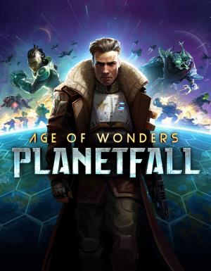 Okładka - Age of Wonders: Planetfall