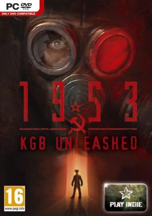 okładka 1953: KGB Unleashed